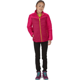 Regatta Icebound III Jacket Kids Persian Red/Duchess